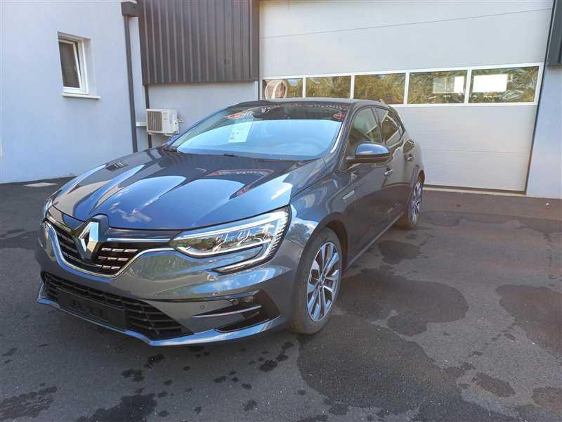 Renault MEGANE PH2 1.6 BLUE DCI 115 INTENS EDC GAZOLE GRIS TITANIUM Occasion à vendre