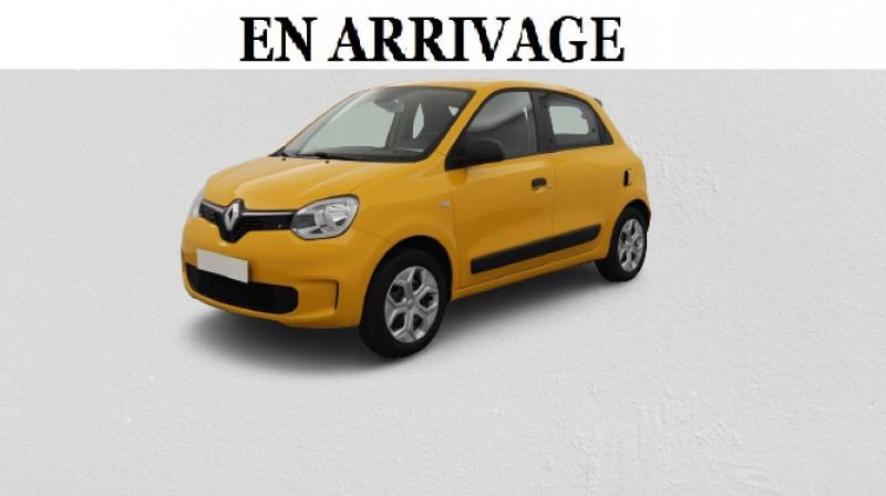 Renault TWINGO 3 TWINGO 3 PH.2 SCE 65 LIFE ESSENCE JAUNE MANGO Occasion à vendre