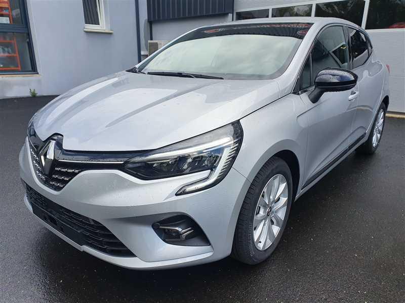 Renault CLIO V CLIO V 1.0TCE 90 CH INTENS ESSENCE GRIS PLATINE Occasion à vendre