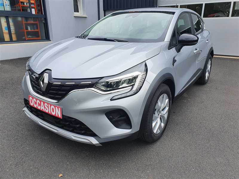 Renault CAPTUR II CAPTUR II 1.5BLUEDCI 115 BUSINESS GAZOLE GRIS HIGHLAND Occasion à vendre