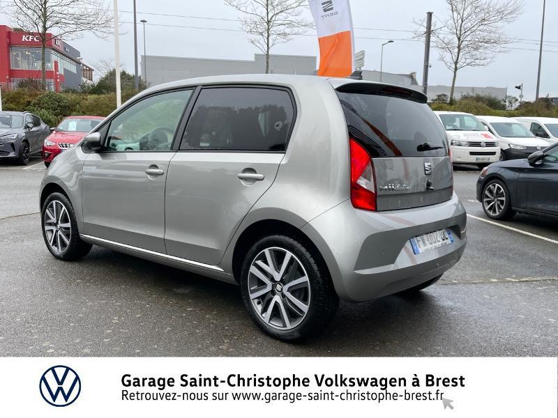 Photo 3 de l'offre de SEAT Mii electric Electric 83ch Plus 4cv à 16990€ chez Garage Saint Christophe - Volkswagen Brest
