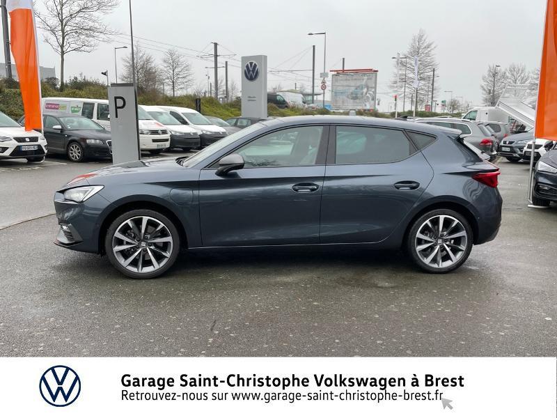Photo 2 de l'offre de SEAT Leon eHybrid 204ch FR DSG6 à 32990€ chez Garage Saint Christophe - Volkswagen Brest