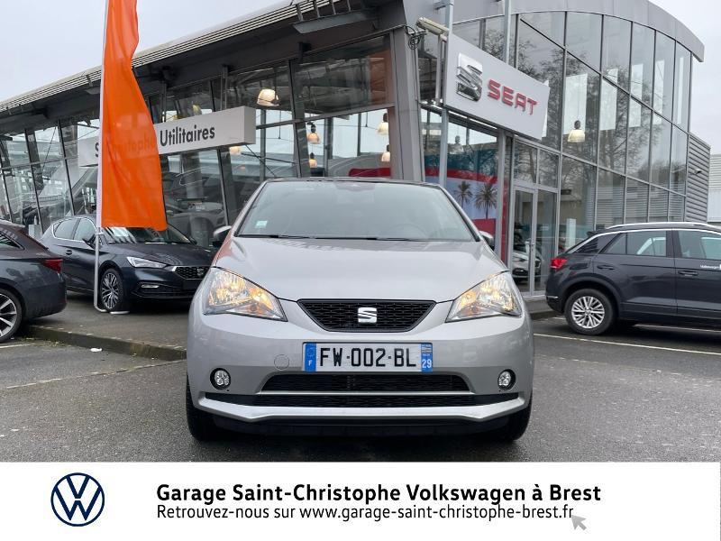 Photo 5 de l'offre de SEAT Mii electric Electric 83ch Plus 4cv à 16990€ chez Garage Saint Christophe - Volkswagen Brest
