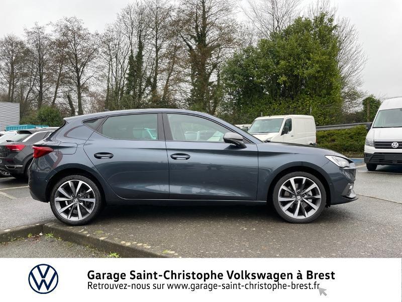 Photo 4 de l'offre de SEAT Leon eHybrid 204ch FR DSG6 à 32990€ chez Garage Saint Christophe - Volkswagen Brest