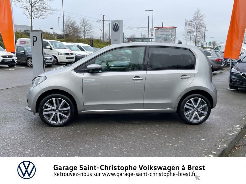 Photo 2 de l'offre de SEAT Mii electric Electric 83ch Plus 4cv à 16990€ chez Garage Saint Christophe - Volkswagen Brest