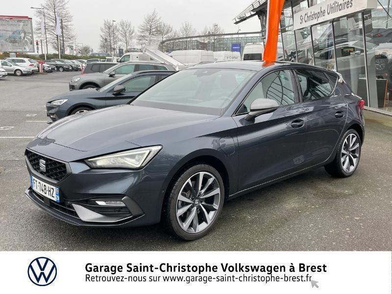 Photo 21 de l'offre de SEAT Leon eHybrid 204ch FR DSG6 à 32990€ chez Garage Saint Christophe - Volkswagen Brest