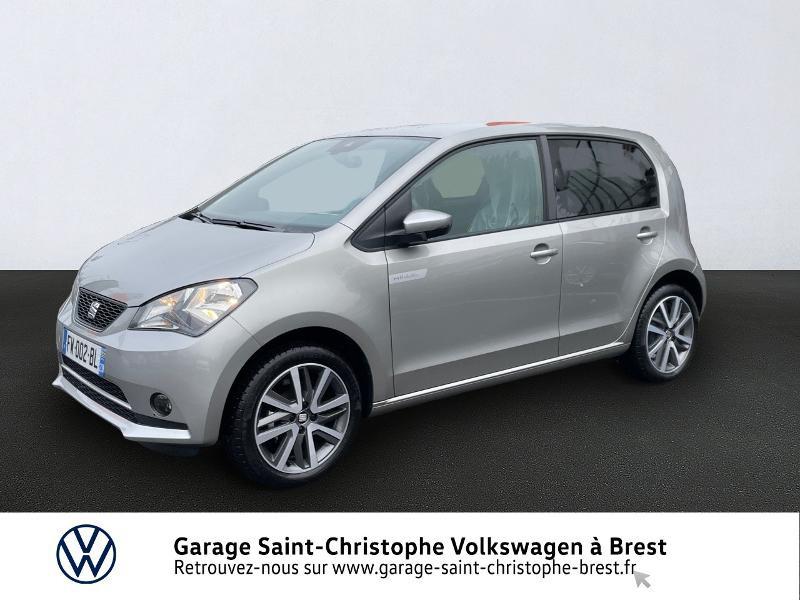 Photo 1 de l'offre de SEAT Mii electric Electric 83ch Plus 4cv à 16990€ chez Garage Saint Christophe - Volkswagen Brest