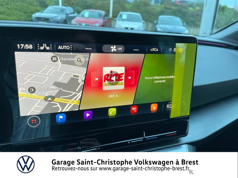 Photo 8 de l'offre de CUPRA Leon 1.4 eHybrid 245ch DSG6 à 36990€ chez Garage Saint Christophe - Volkswagen Brest