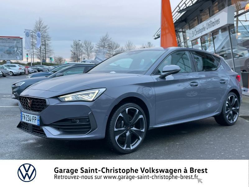 Photo 21 de l'offre de CUPRA Leon 1.4 eHybrid 245ch DSG6 à 36990€ chez Garage Saint Christophe - Volkswagen Brest