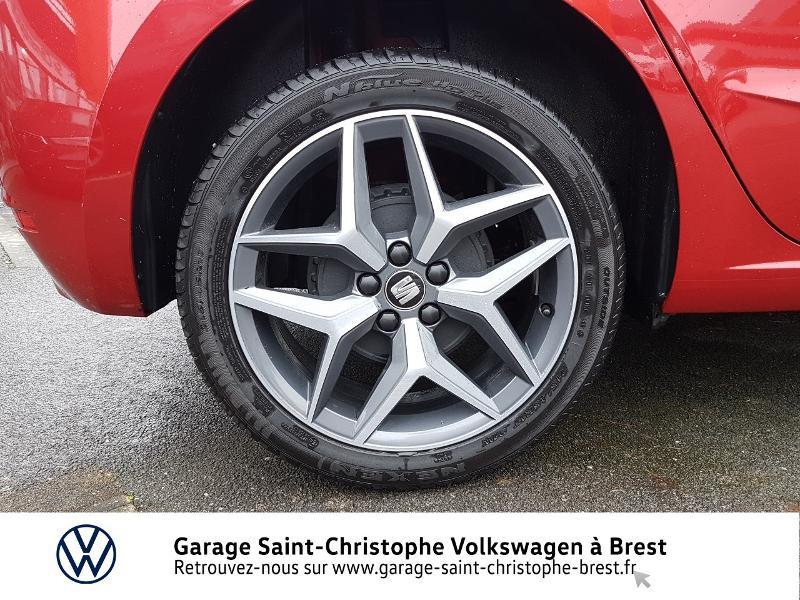 Photo 15 de l'offre de SEAT Ibiza 1.0 EcoTSI 95ch Start/Stop Xcellence Euro6d-T à 16990€ chez Garage Saint Christophe - Volkswagen Brest