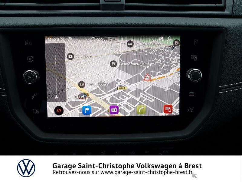 Photo 8 de l'offre de SEAT Ibiza 1.0 EcoTSI 95ch Start/Stop Xcellence Euro6d-T à 16990€ chez Garage Saint Christophe - Volkswagen Brest