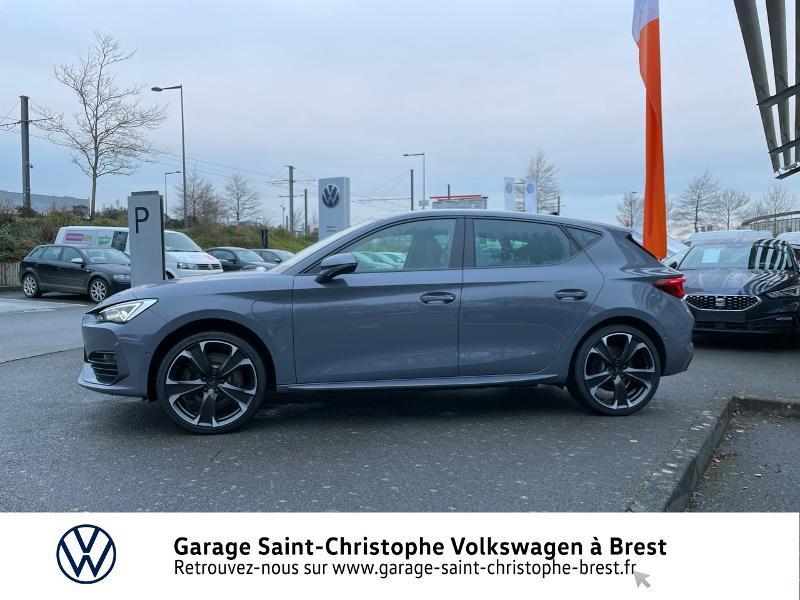 Photo 2 de l'offre de CUPRA Leon 1.4 eHybrid 245ch DSG6 à 36990€ chez Garage Saint Christophe - Volkswagen Brest
