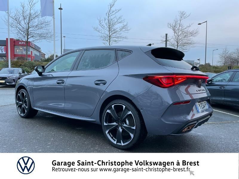 Photo 3 de l'offre de CUPRA Leon 1.4 eHybrid 245ch DSG6 à 36990€ chez Garage Saint Christophe - Volkswagen Brest