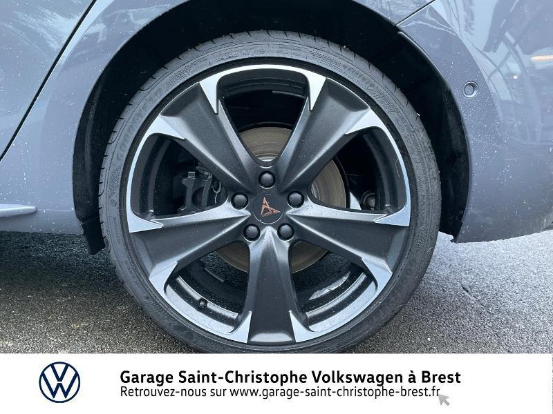Photo 13 de l'offre de CUPRA Leon 1.4 eHybrid 245ch DSG6 à 36990€ chez Garage Saint Christophe - Volkswagen Brest