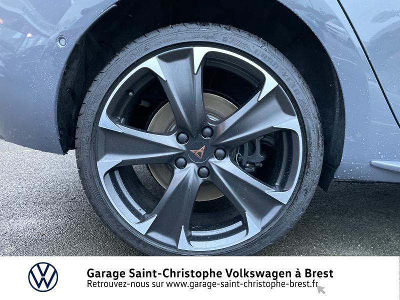 Photo 16 de l'offre de CUPRA Leon 1.4 eHybrid 245ch DSG6 à 36990€ chez Garage Saint Christophe - Volkswagen Brest
