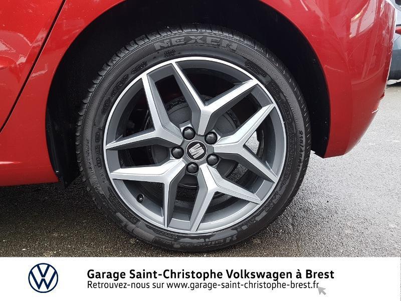 Photo 14 de l'offre de SEAT Ibiza 1.0 EcoTSI 95ch Start/Stop Xcellence Euro6d-T à 16990€ chez Garage Saint Christophe - Volkswagen Brest