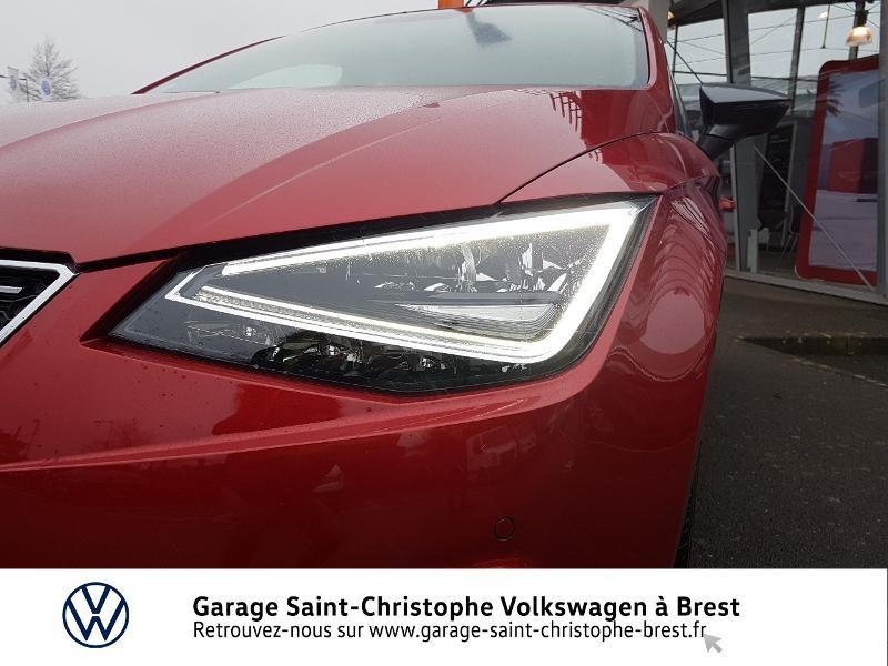 Photo 17 de l'offre de SEAT Ibiza 1.0 EcoTSI 95ch Start/Stop Xcellence Euro6d-T à 16990€ chez Garage Saint Christophe - Volkswagen Brest