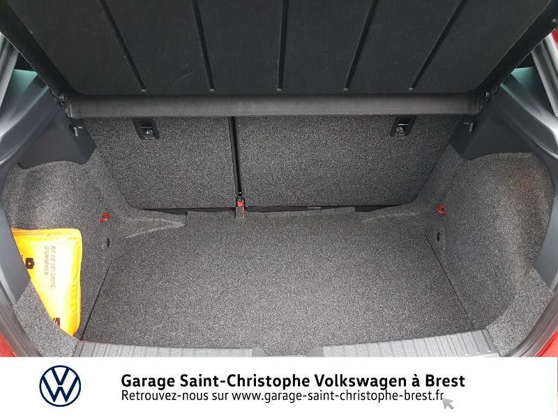 Photo 12 de l'offre de SEAT Ibiza 1.0 EcoTSI 95ch Start/Stop Xcellence Euro6d-T à 16990€ chez Garage Saint Christophe - Volkswagen Brest