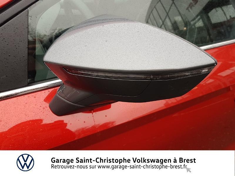 Photo 18 de l'offre de SEAT Ibiza 1.0 EcoTSI 95ch Start/Stop Xcellence Euro6d-T à 16990€ chez Garage Saint Christophe - Volkswagen Brest