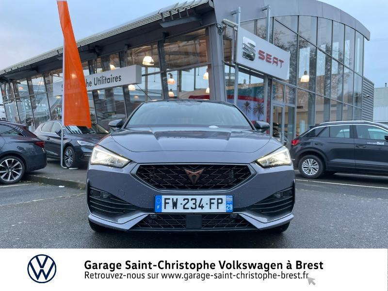 Photo 5 de l'offre de CUPRA Leon 1.4 eHybrid 245ch DSG6 à 36990€ chez Garage Saint Christophe - Volkswagen Brest