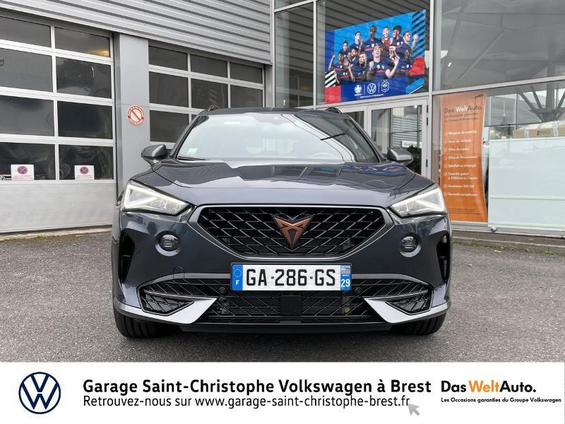 Photo 5 de l'offre de CUPRA Formentor 1.5 TSI 150ch DSG7 à 34290€ chez Garage Saint Christophe - Volkswagen Brest