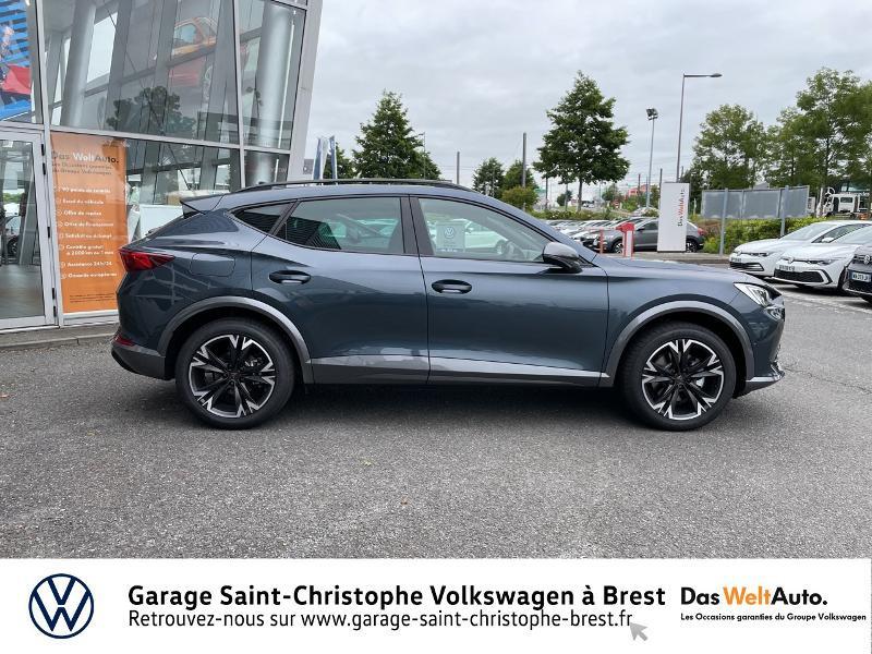 Photo 4 de l'offre de CUPRA Formentor 1.5 TSI 150ch DSG7 à 34290€ chez Garage Saint Christophe - Volkswagen Brest