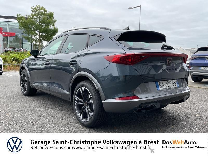 Photo 3 de l'offre de CUPRA Formentor 1.5 TSI 150ch DSG7 à 34290€ chez Garage Saint Christophe - Volkswagen Brest