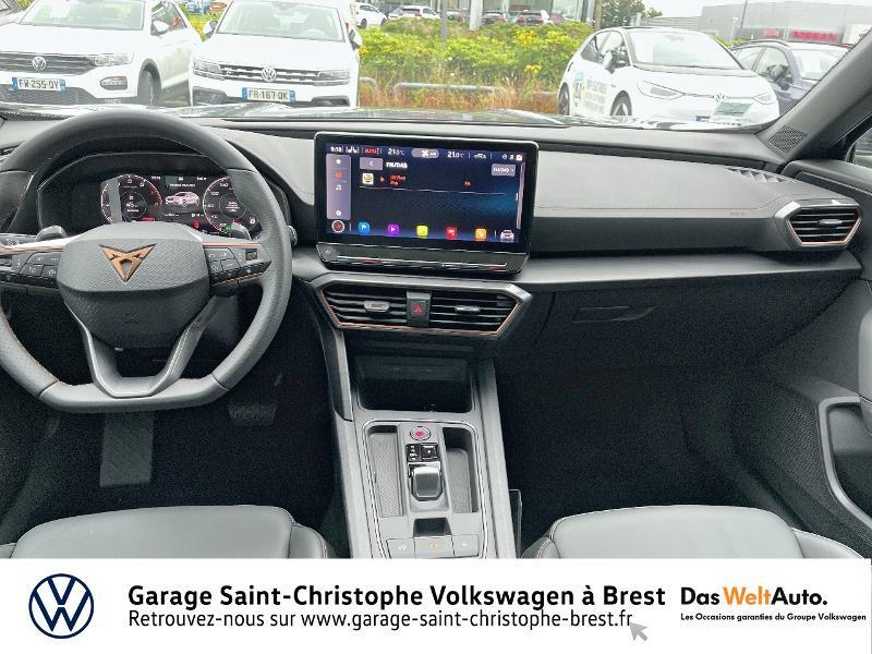 Photo 6 de l'offre de CUPRA Formentor 1.5 TSI 150ch DSG7 à 34290€ chez Garage Saint Christophe - Volkswagen Brest