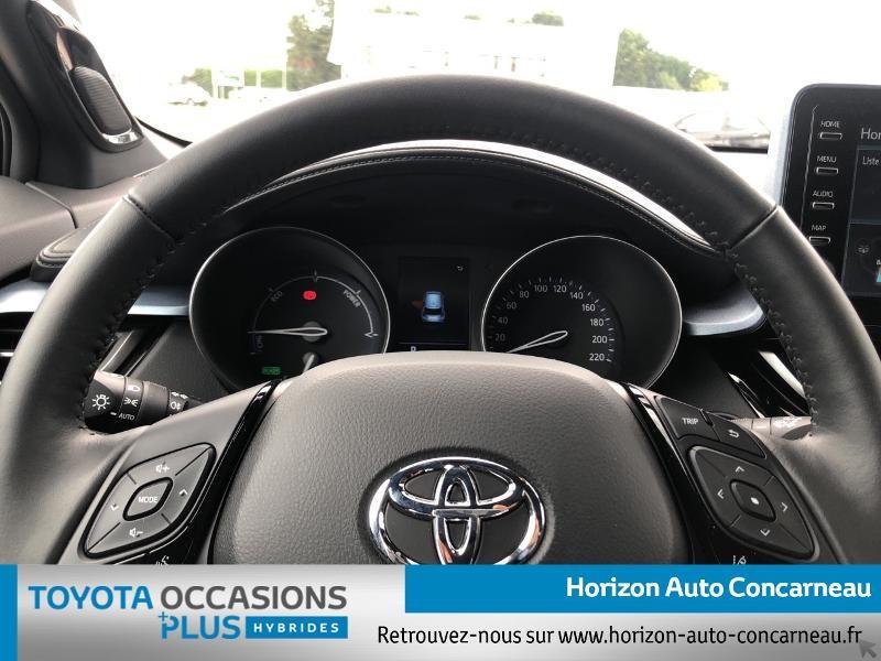 Photo 8 de l'offre de TOYOTA C-HR 184h Collection 2WD E-CVT MC19 à 31900€ chez Horizon Concarneau
