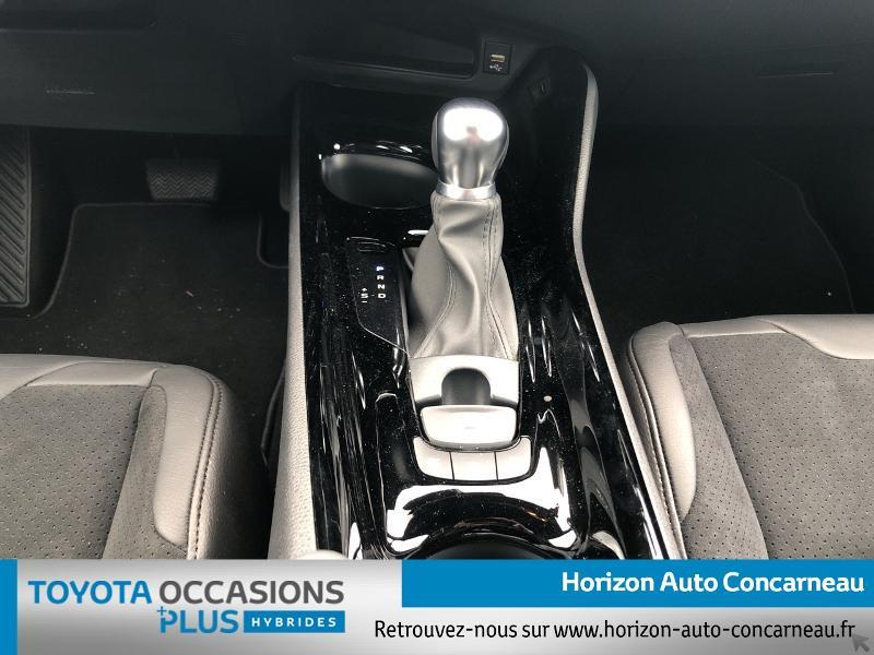 Photo 9 de l'offre de TOYOTA C-HR 184h Collection 2WD E-CVT MC19 à 31900€ chez Horizon Concarneau