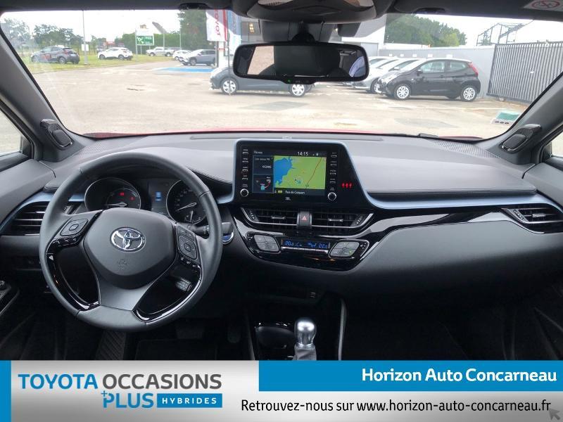 Photo 5 de l'offre de TOYOTA C-HR 184h Collection 2WD E-CVT MC19 à 31900€ chez Horizon Concarneau