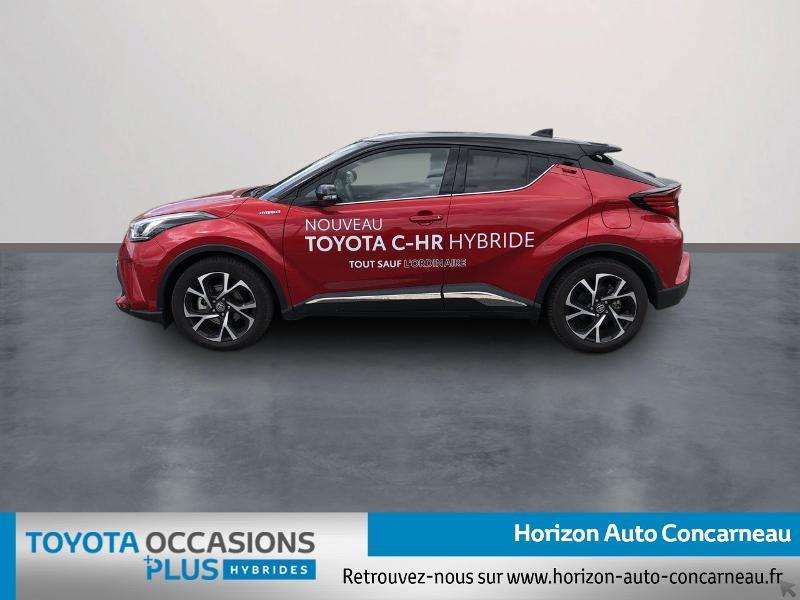 Photo 3 de l'offre de TOYOTA C-HR 184h Collection 2WD E-CVT MC19 à 31900€ chez Horizon Concarneau