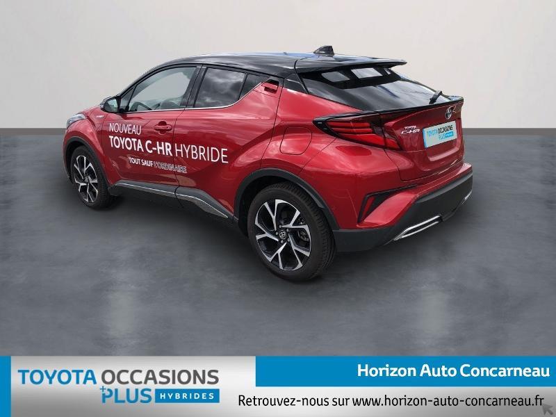 Photo 2 de l'offre de TOYOTA C-HR 184h Collection 2WD E-CVT MC19 à 31900€ chez Horizon Concarneau