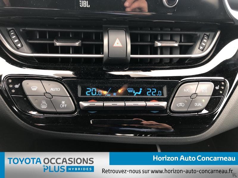 Photo 11 de l'offre de TOYOTA C-HR 184h Collection 2WD E-CVT MC19 à 31900€ chez Horizon Concarneau
