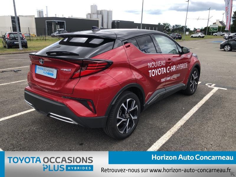 Photo 16 de l'offre de TOYOTA C-HR 184h Collection 2WD E-CVT MC19 à 31900€ chez Horizon Concarneau