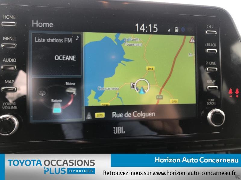Photo 7 de l'offre de TOYOTA C-HR 184h Collection 2WD E-CVT MC19 à 31900€ chez Horizon Concarneau