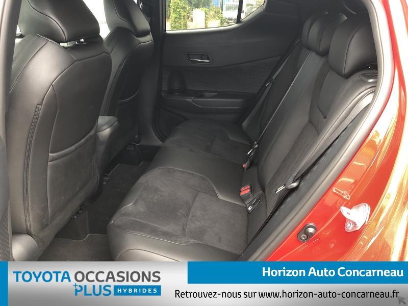 Photo 14 de l'offre de TOYOTA C-HR 184h Collection 2WD E-CVT MC19 à 31900€ chez Horizon Concarneau