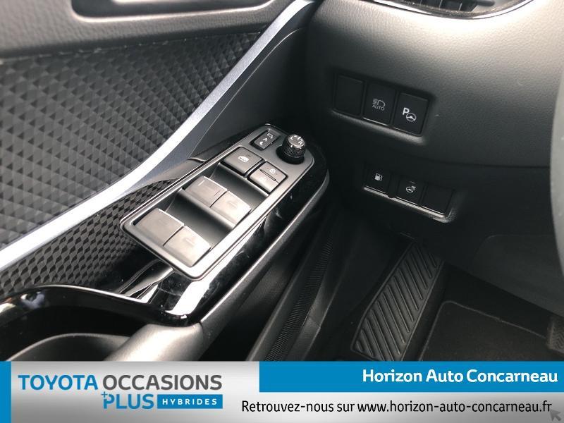 Photo 12 de l'offre de TOYOTA C-HR 184h Collection 2WD E-CVT MC19 à 31900€ chez Horizon Concarneau
