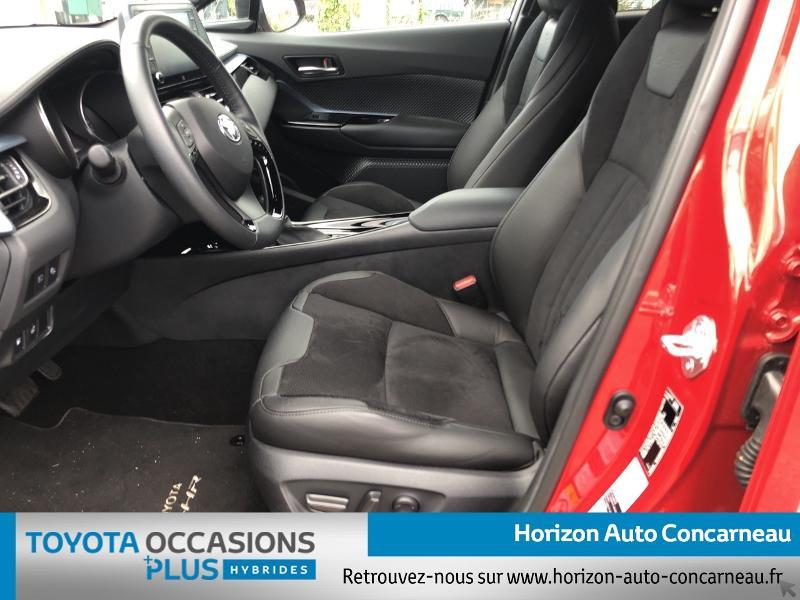 Photo 13 de l'offre de TOYOTA C-HR 184h Collection 2WD E-CVT MC19 à 31900€ chez Horizon Concarneau