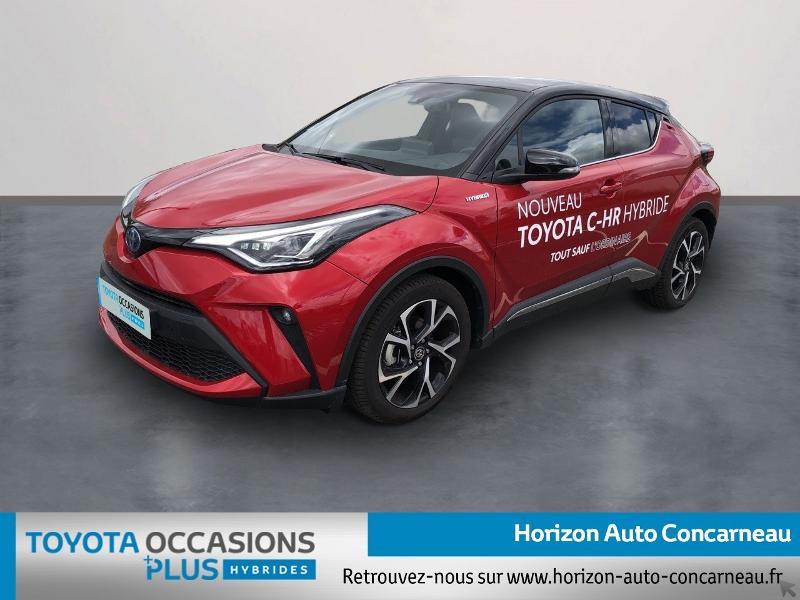 Photo 1 de l'offre de TOYOTA C-HR 184h Collection 2WD E-CVT MC19 à 31900€ chez Horizon Concarneau