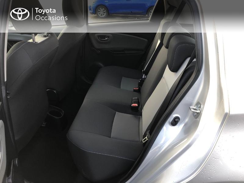 Photo 12 de l'offre de TOYOTA Yaris 70 VVT-i France Connect 5p RC19 à 12490€ chez Horizon Concarneau