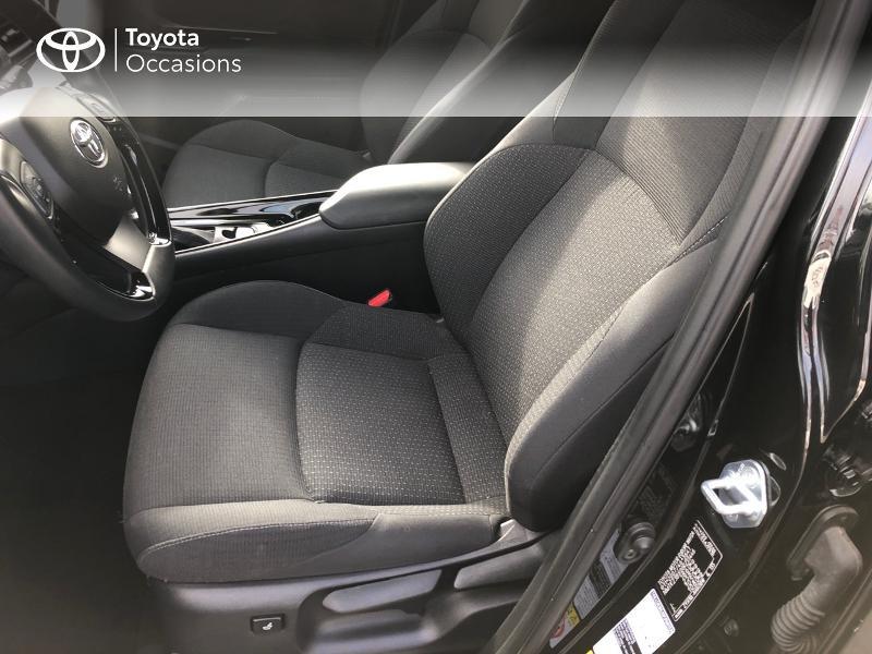 Photo 11 de l'offre de TOYOTA C-HR 122h Edition 2WD E-CVT RC18 à 22980€ chez Horizon Concarneau