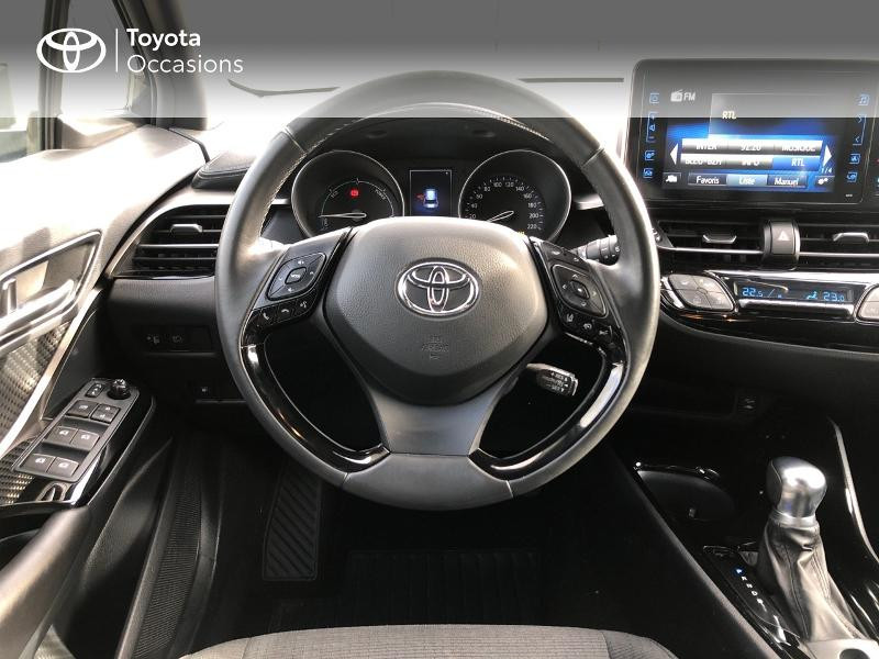 Photo 9 de l'offre de TOYOTA C-HR 122h Edition 2WD E-CVT RC18 à 22980€ chez Horizon Concarneau