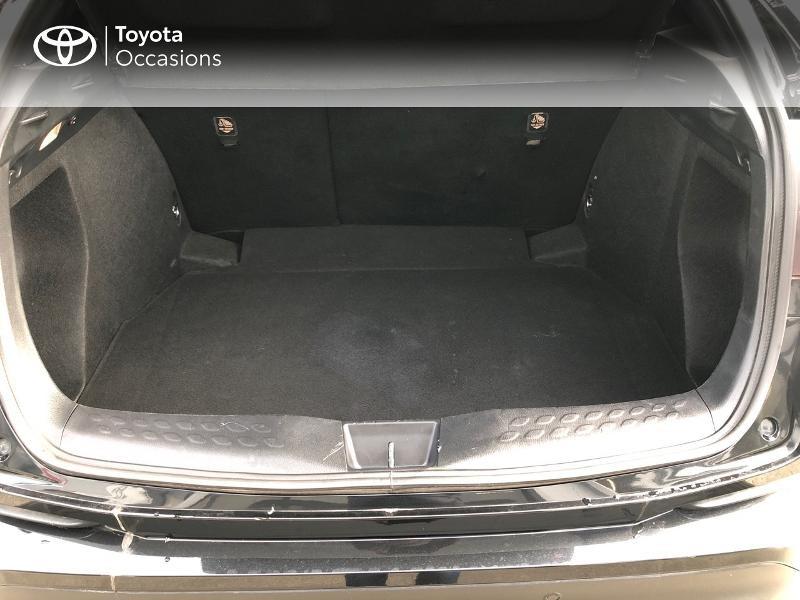 Photo 10 de l'offre de TOYOTA C-HR 122h Edition 2WD E-CVT RC18 à 22980€ chez Horizon Concarneau