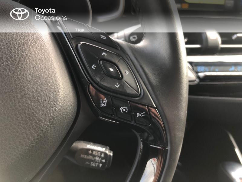 Photo 20 de l'offre de TOYOTA C-HR 122h Edition 2WD E-CVT RC18 à 22980€ chez Horizon Concarneau