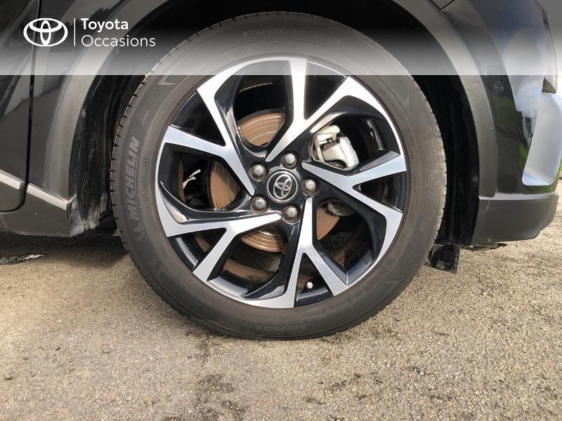 Photo 16 de l'offre de TOYOTA C-HR 122h Edition 2WD E-CVT RC18 à 22980€ chez Horizon Concarneau