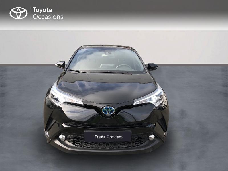 Photo 5 de l'offre de TOYOTA C-HR 122h Edition 2WD E-CVT RC18 à 22980€ chez Horizon Concarneau