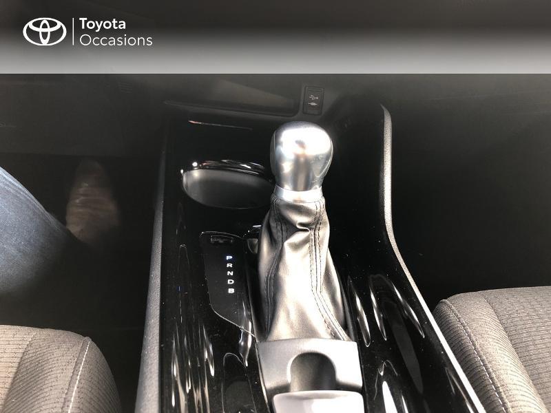 Photo 23 de l'offre de TOYOTA C-HR 122h Edition 2WD E-CVT RC18 à 22980€ chez Horizon Concarneau