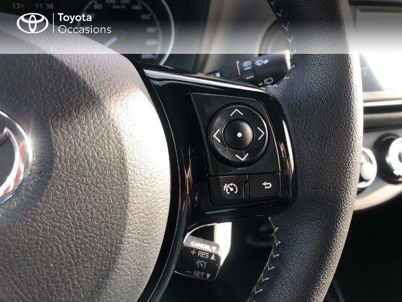 Photo 20 de l'offre de TOYOTA Yaris 70 VVT-i France Connect 5p RC19 à 12490€ chez Horizon Concarneau