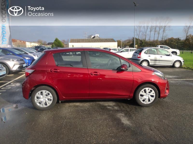Photo 17 de l'offre de TOYOTA Yaris 70 VVT-i France Connect 5p RC19 à 12490€ chez Horizon Concarneau
